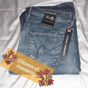 Citizens Of Humanity Jeans - Citizens of Humanity Kelly lowrise bootcut jeans